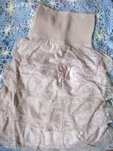 beg dress
