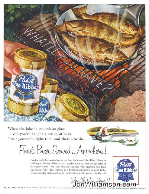 Pabst-1954-fish-fry