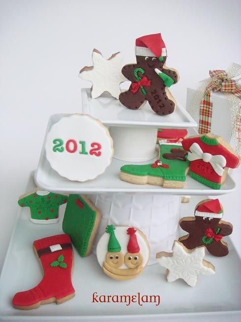 2012 cookies