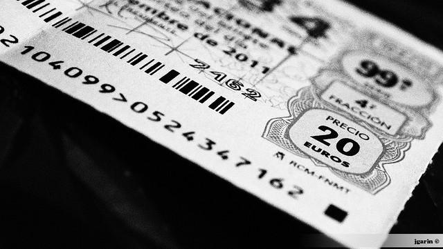 Décimo de la Lotería de Navidad