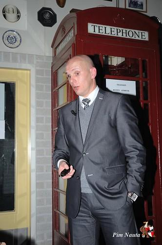 Jan van Halst bij Kon.UD 01 081211