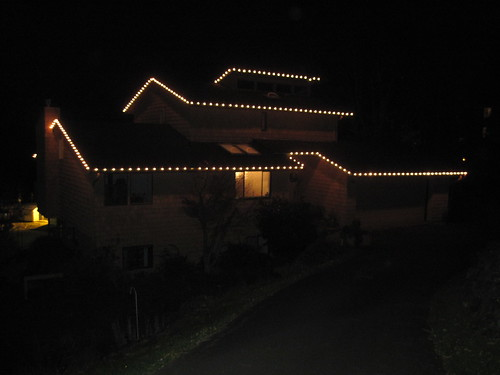 Calvinistic Christmas Lights by Southworth Sailor