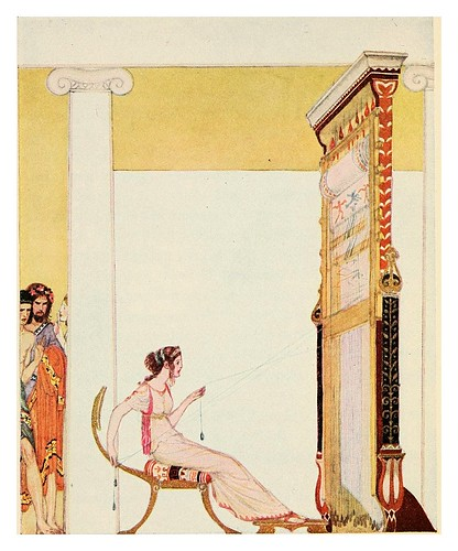 024-The adventures of Odysseus and the tale of Troya 1918- ilustrado por Willy Pogany