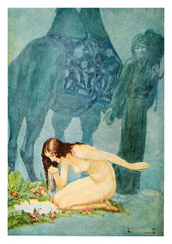 027-Rubáiyát of Omar Khayyám 1900- ilustrado por Willy Pogany