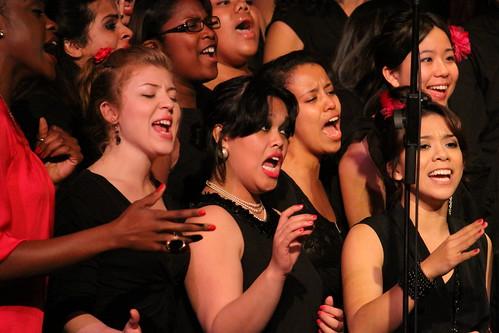 SFSU gospel choir