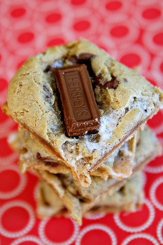 S'more Cookies 1