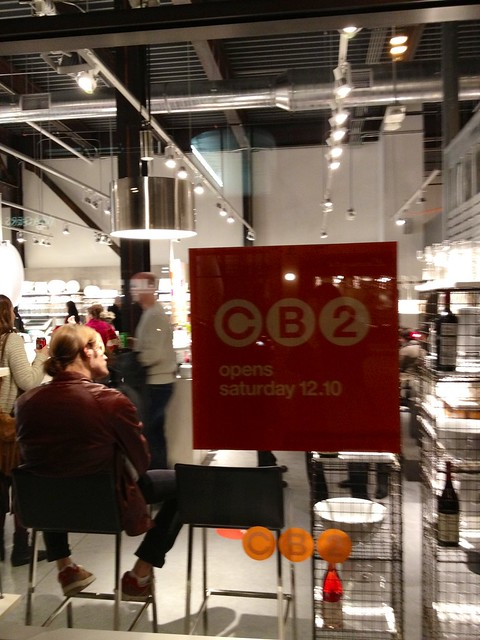 CB2 Uptown Preview Party