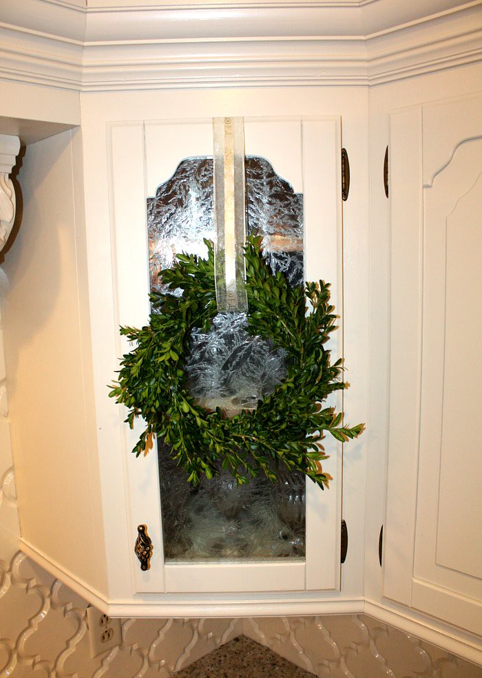 Boxwood Wreath 016