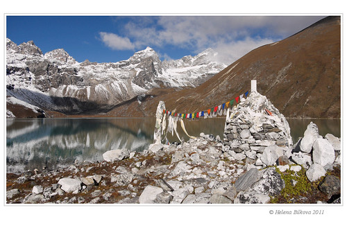 GATEWAY TO THE GOKYO VILLAGE