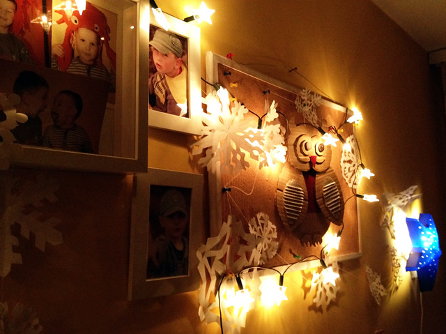 12th of December - {winter decorations}