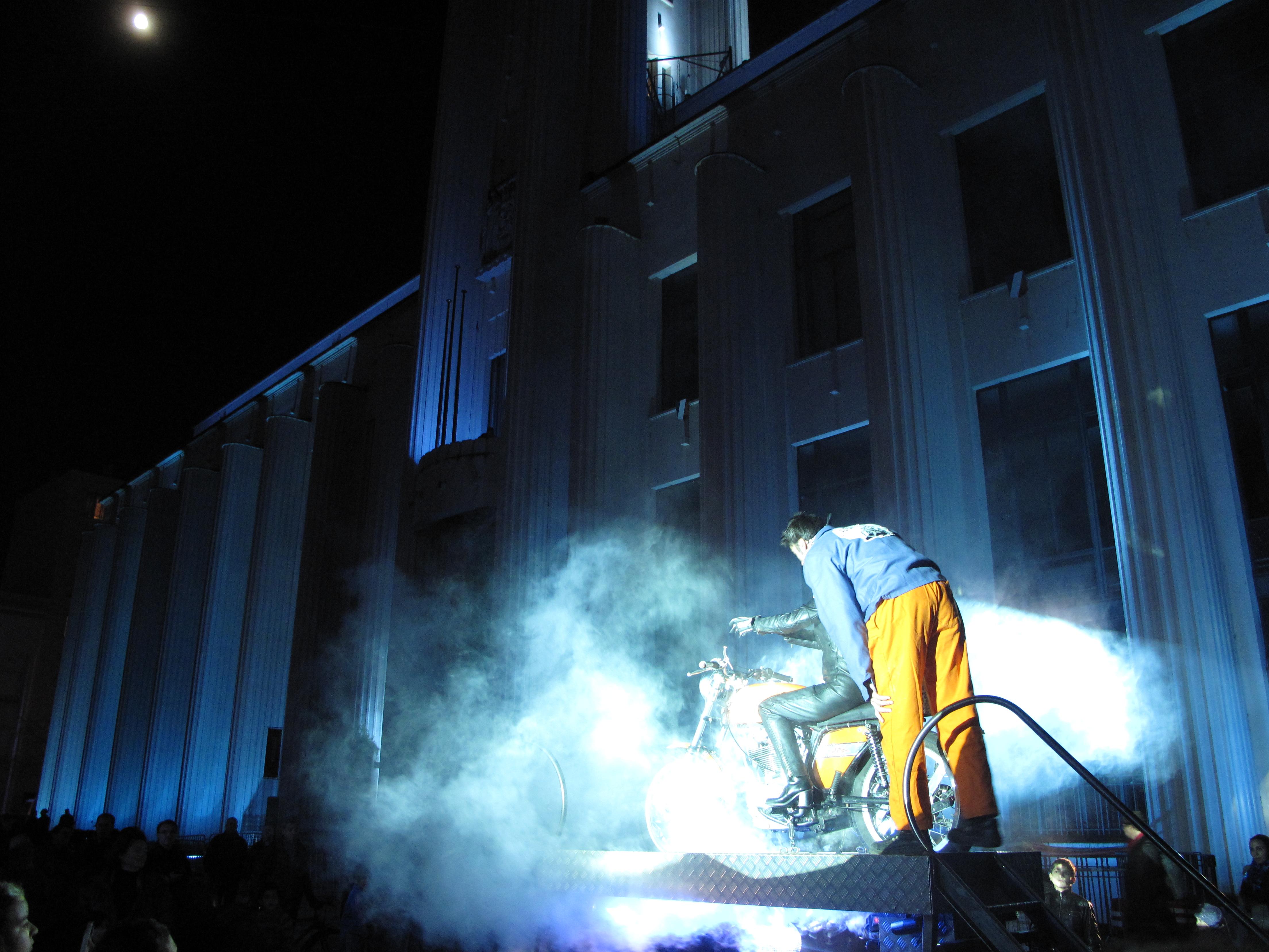 Les Ateliers Sud-Side@Villeurbanne - 8 décembre 2011