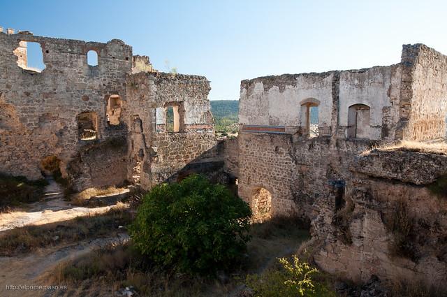 Castillo de Belvís