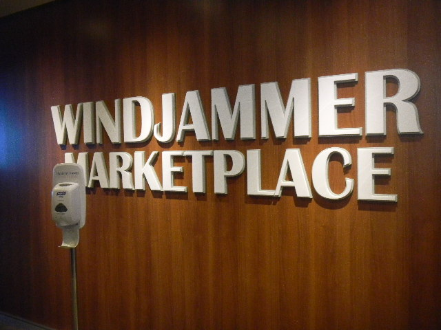 Allure of the seas windjammer buffet flickr photo sharing - The allure of the modular home ...