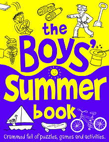 Cover of The Boys' Summer Book