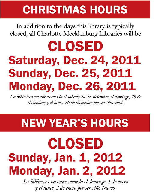 Accomplished image pertaining to holiday closed signs printable