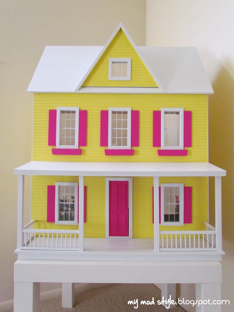 Dollhouse Exterior - Dec 2011