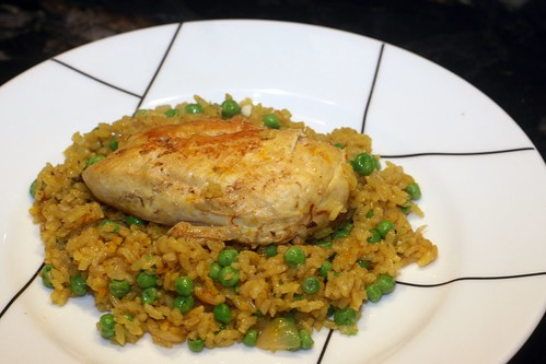 Latin Style Chicken and Rice