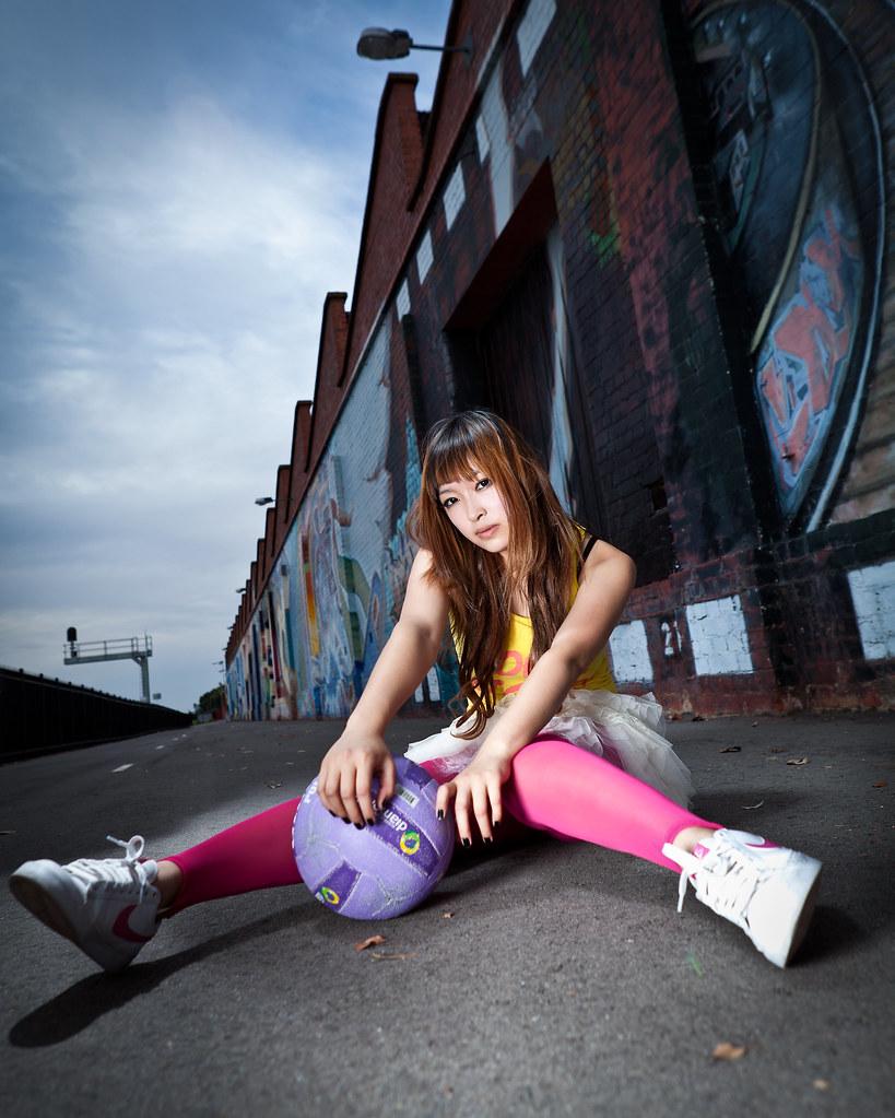 Elena 1 Graffiti wall