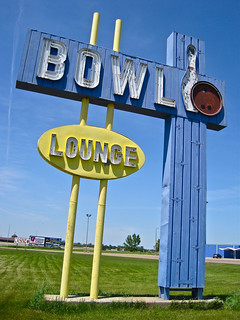 The Village Bowling Alley, Aberdeen, SD