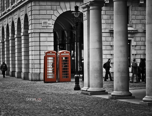 Covent Garden Telephone
