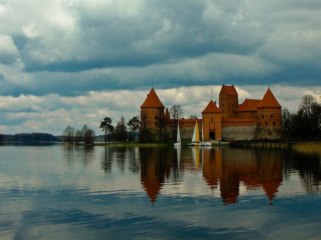 001 20080419134702 Trakai Island Castle