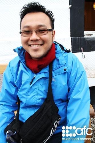 Chef Malcom Goh