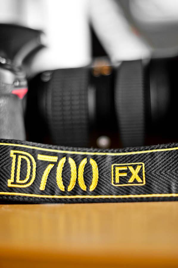 Nikon D700 [FX]