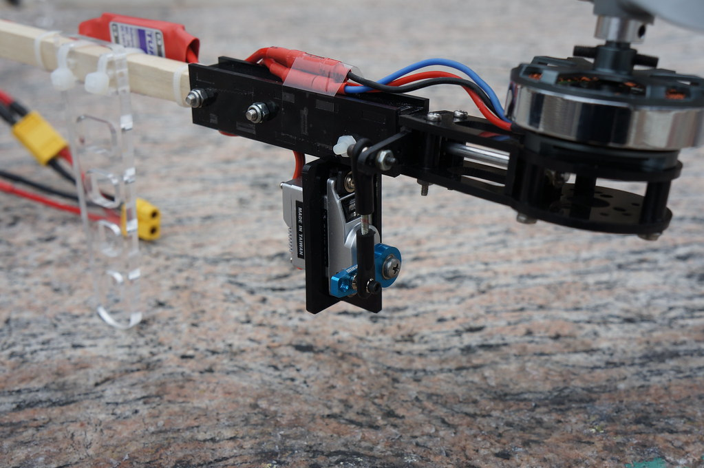 New Tricopter Delrin Kit [Archive] - Page 7 - FPVLAB - FPV Without