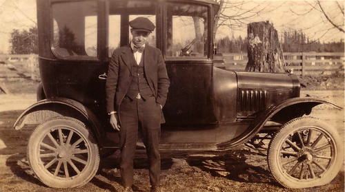 John Stap Car 1920s