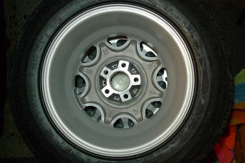 16 Mercedes Wheels Vanagon