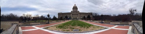 Kentucky State Capitol - Frankfort, Ky.