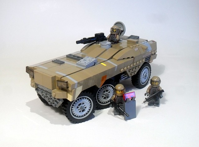 Earth Defense Force APC