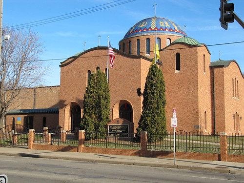 St. Constantine Ukrainian Catholic Church