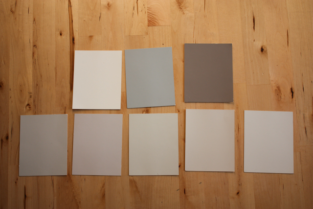 branco + cinza