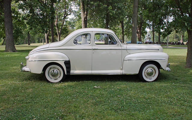 1948 ford super deluxe 8 business coupe 2 door sedan 7 of for 1948 ford two door sedan