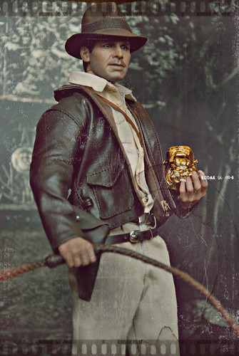 Indiana Jones (DX05 Hot Toys)