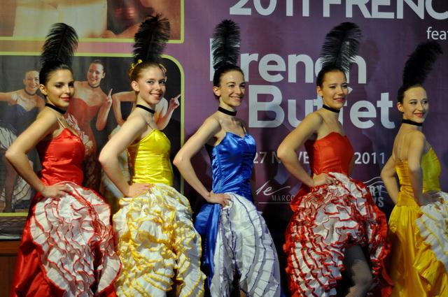 Cancan Girls French Food Festival Marco Polo Plaza Cebu