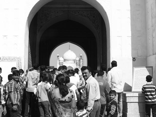 Bibi ka Maqbara, Aurangabad, Dec 2011. 2-056