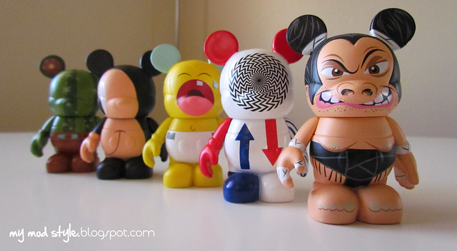 Vinylmations Urban6 Xmas