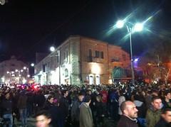 A Jerusalem també celebren el #capdany al carrer