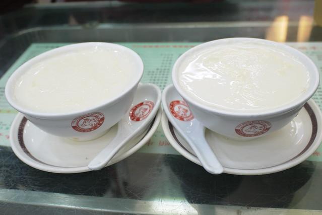 香港 油麻地 義順燉奶