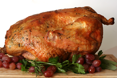 salt roast turkey 7