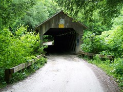 Brown Covered Bridge- Rutland County VT (1)