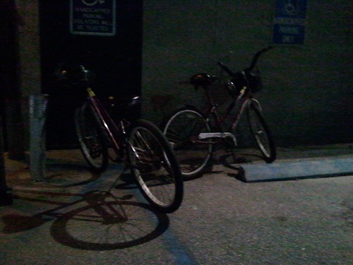 The borrowed bikes by shoemap