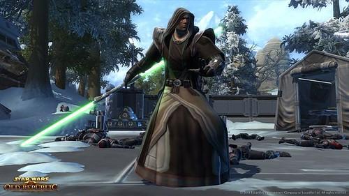 SWTOR Jedi Shadow Tanking Guide
