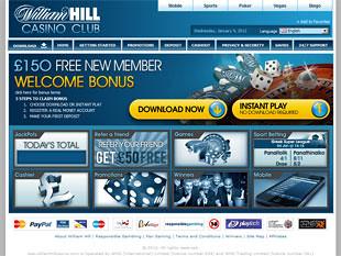 William Hill Live Casino Home