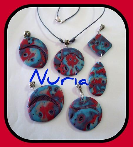 Mokume azul by nurieta2010
