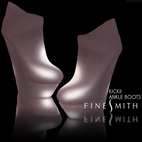 FINESMITH KICK! Antique Pink