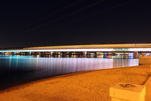 Tempe Light Rail Bridge