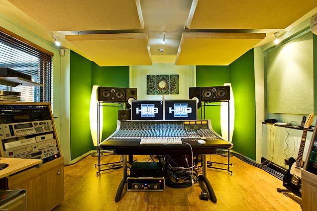 Recording Studio Furniture 19 Custom Built Timber Racksthe Hub Flickr Photo Sharing